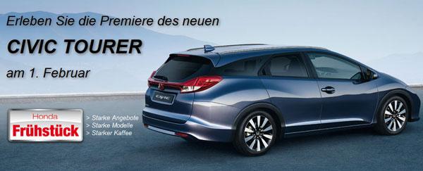 Honda Newsletter Januar 2014