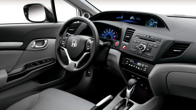 Honda civic limousine honda autohaus hugo schneider for Schneider innenraumdesign